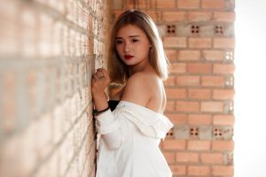 summer girl pose fashion young beautiful seductive attractive portrait glamour