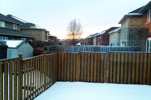 sunrise canada snow