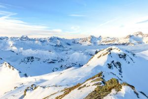swiss alps winter mountains daylight ice scenic cold mountain peak frosty altitude
