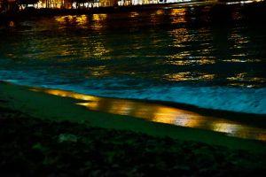 tide hawaii ocean ocean shore night photography