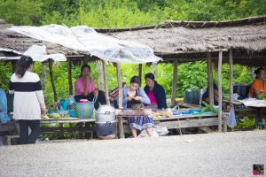 tourism cuisine main august outdoor produce road women life vientiane
