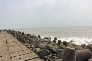 west bengal soyeb rock india bay of bengal digha sea beach ocean