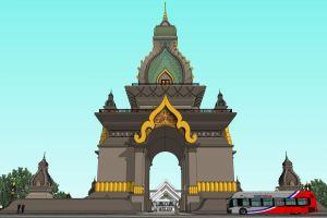 worship enormous city landmark dark faith day antique architect asean