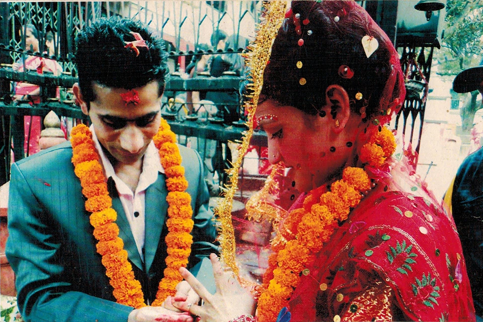 prem sharma paudel prem sharma paudel wedding couples wedding lovely couple