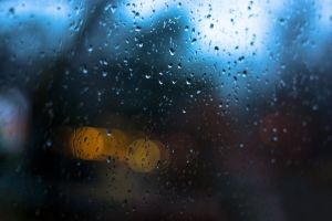 background rain light abstract background