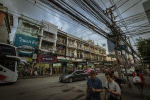 bangkok citylife street
