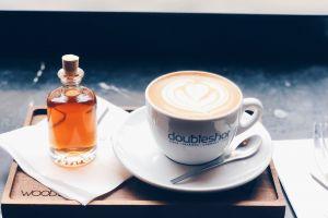 black coffee brown sugar energy early morning healthy cappuccino latte coffee