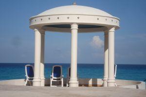 blue #outdoorchallenge beaches sunset arbor waves beach ocean sands canopy