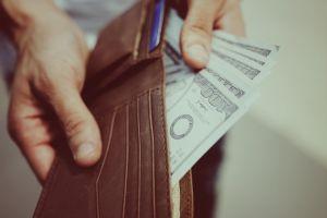 cash money savings dollars bank notes wallet pay