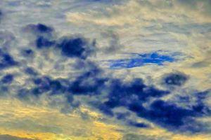clouds heaven beautiful peaceful