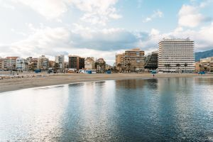 coast sea city