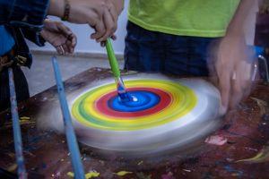 colors art paint