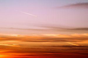 colors sky sunset