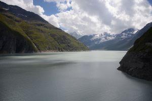 dixence landscape switzerland mountains photography dam huge grand beautiful
