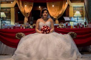 dress portrait photography wedding portrait