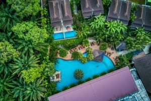 drone footage thailand drone shot drone view beautiful krabi hotel drone cam hulahulahotel drone photography