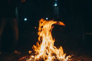 fire dance night night life fire bonfire