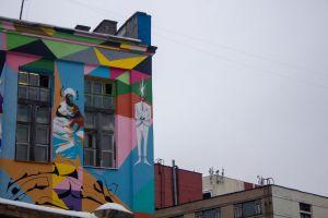 graffiti architecture city buildings