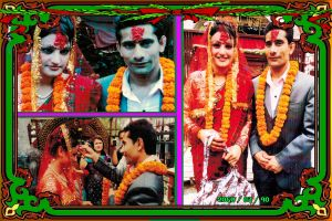 lovely couple prem sharma paudel couples prem sharma paudel wedding wedding