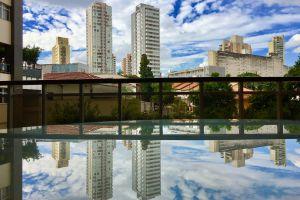 mobile #outdoorchallenge #mobilechallenge sao paulo architectural adobe photoshop blue sky