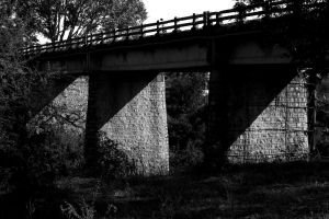 naturel bridge railing the bridge beauty in nature old bridge free wallpaper