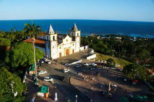 olinda recife turismo apartment buildings brazil summer crunch sun portugues museum