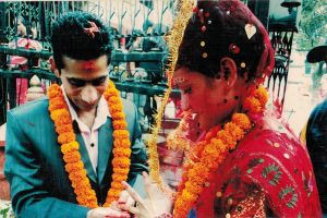 prem sharma paudel prem sharma paudel wedding couples wedding lovely couple