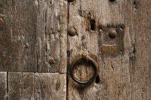 rustic rusty texture old door vintage wood door handle doorknob door wooden