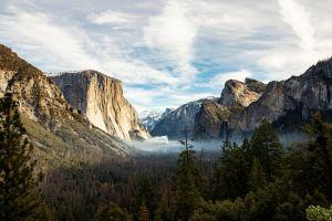 scenic national park rocky mountain majestic landscape nature mountain el capitan