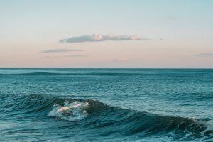 shore sea landscape turquoise ocean nature beautiful idyllic tropical seascape