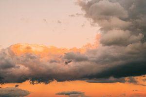 sky cloudscape dawn scenery nature evening scenic beautiful sunset clouds