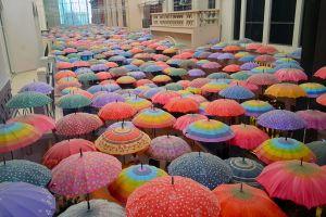 united arab emirates emirates beautiful emirates mall uae umbrella umbrellas colorful
