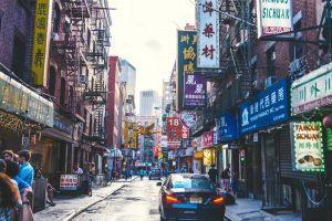 urban #outdoorchallenge newyork chinatown