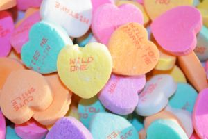 valentines photo holiday candy heart heart logos valentines conversation hearts happy valentines day heart logo color green