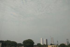 weather sky timelapse trees atmosphere buildings clouds