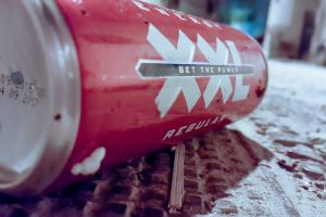 xxl red street drink ene energy blur