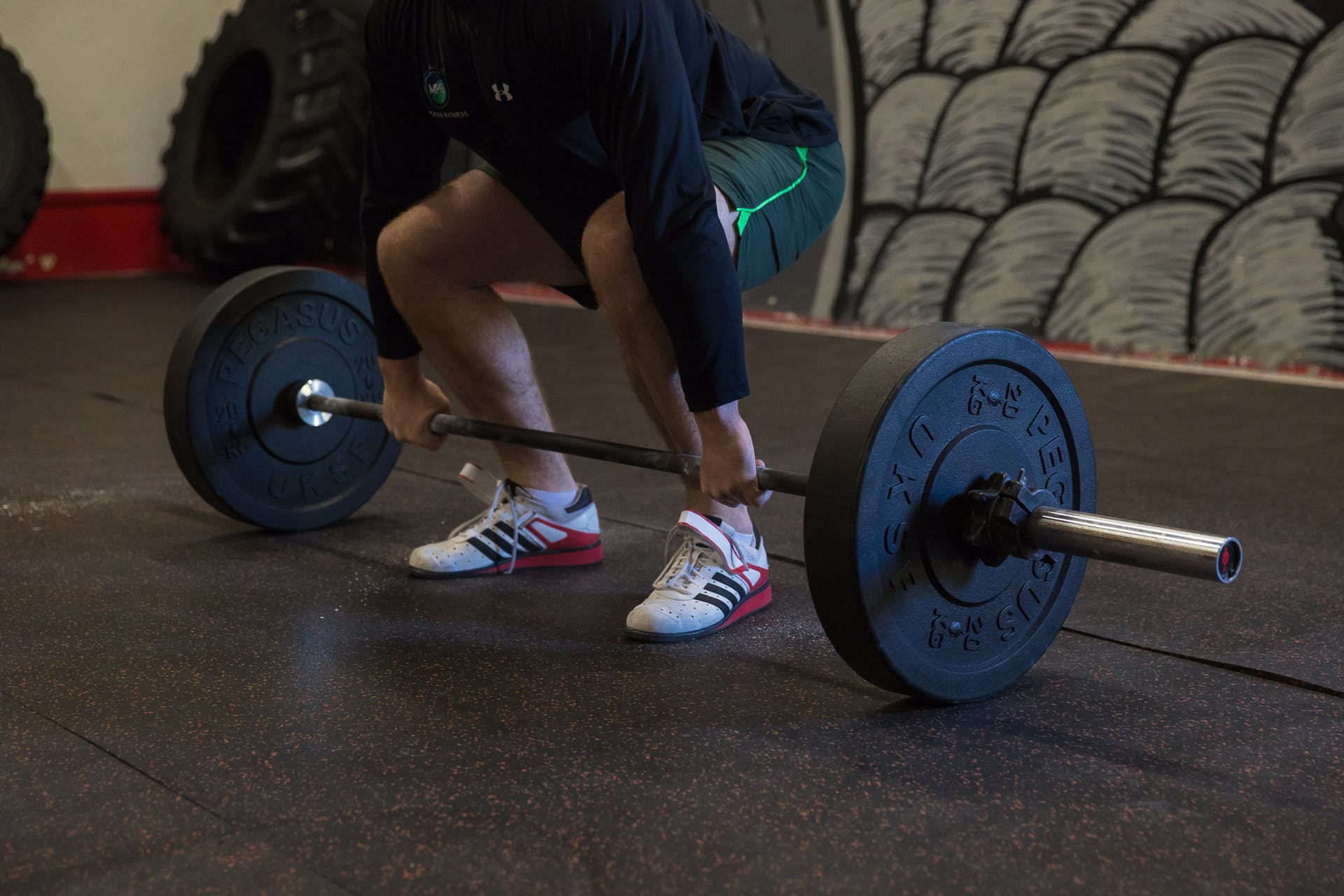 crossfit fitness weights weightlifting