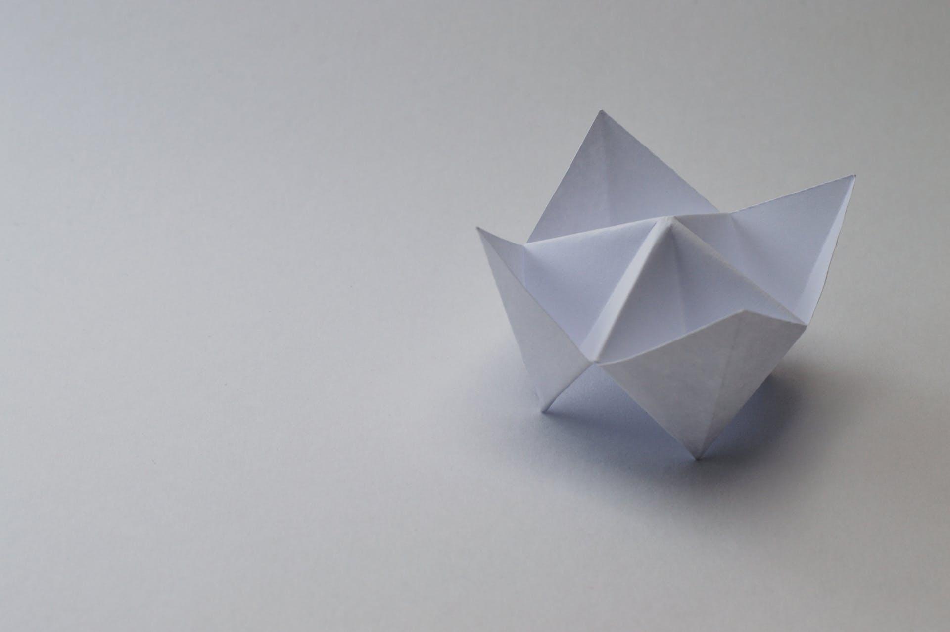 decorative game craft joy beautiful artistic asian handmade origami japanese