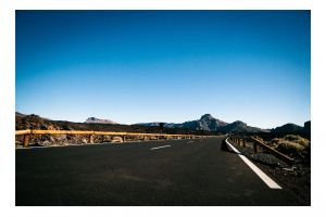 35mm clearsky follow mountains volcanic road landscape destination mother nature nature