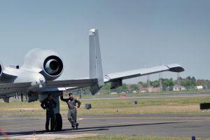 a10 pilot a-10 plane