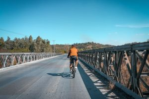adventure cycling biking photography bridge