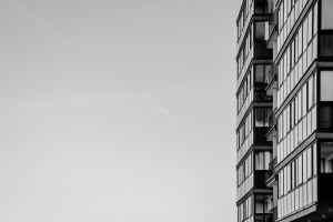 architectural design apartment building building exterior building minimalistic minimal blank space architecture architectural