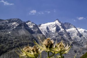 austria grossglockner landscape mountain