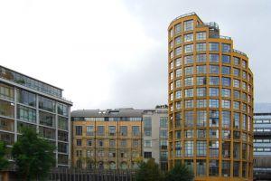 bankside loft luxury flats building tate britain bankside