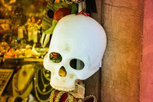 beautiful scary venice wow italy skull