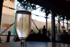 beverage sparkling wine restaurant people close-up drink liquor wine glass