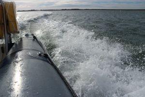 boat motorboat sea water