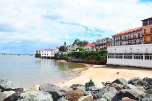 building coast tropical coast