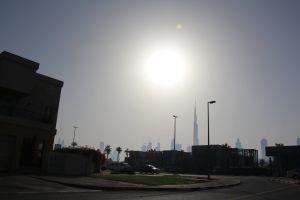 burj khalifa sunrise dubai