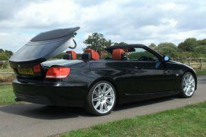 car automobile convertible transformation hardtop
